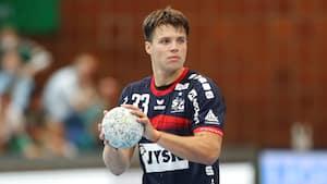 Danske Aaron Mensing netter ni gange i Flensburg-nederlag - se alle målene her