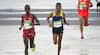 Teamchef: Maratonløber er ok men utilfreds med sin tid