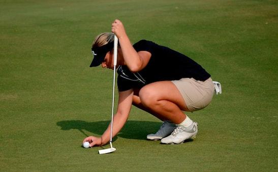 Dansk golfspiller misser titelforsvar i Indien