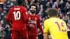 Salah scorer fræk 2-0-kasse efter vildt fejlskud fra Origi - og denne gang står VAR ikke i vejen for Liverpool