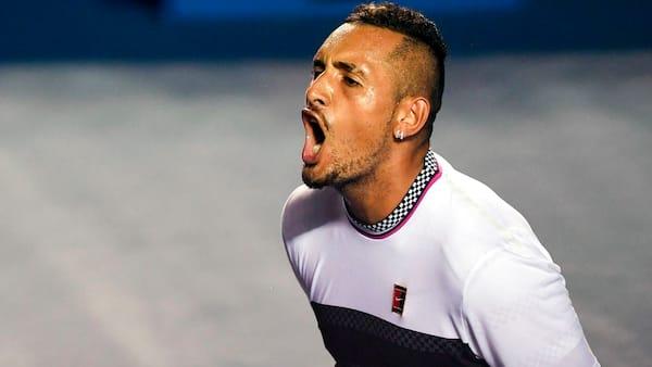 Kyrgios til rivalen Nadal: Lad os videochatte på Instagram