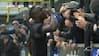 Skål! CL-angriber scorer mod Thorups tropper - fejrer 4-0-målet med en 'falsk Nicki Bille'