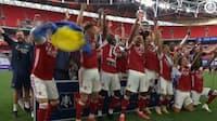 Arsenal slår Chelsea og vinder FA Cuppen - se alle højdepunkter her