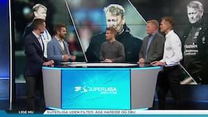 Kold luft mellem DBU og Hareide, Bendtner i centrum og direktørafgang i OB - se Fodbold Uden Filter lige her