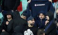 Bulgarsk politi anholder fire efter racisme-afbrudt kamp