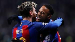 Tidligere træner efter Messi-karantæne: Vi er trætte af hans opførsel - Neymar er bedre