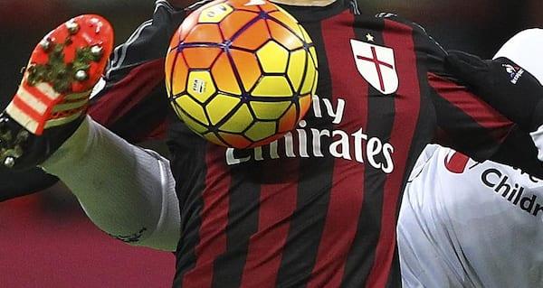 AC Milan i pokalfinalen efter storsejr