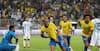 KÆMPE-kamp afgjort til sidst: Brasilien vinder i 93. minut