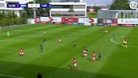 Absurd mange chancer: Benficas U19 hold vinder 'kun' 4-1