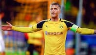UEFA fratager Marco Reus hattrick i Dortmunds rekordsejr