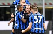 Eriksen sender Inter i pokalsemifinale med frisparksperle