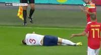 Efter Shaws voldsomme kollision med Real-stjerne: Nu sender Ramos en hilsen
