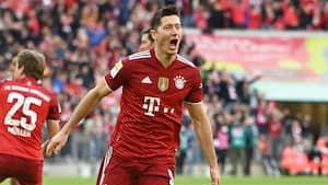 Bayern storsejrer på ny - se alle fire scoringer her