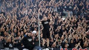Vilde billeder: Storklubber lukkede 16.000 ind til hadsk derby - 'Det var nødvendigt'