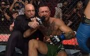 Brækket ankel stopper McGregor i UFC-storkamp mod amerikaner