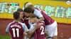 Ezri Konsa header Villa i front - Se målet her