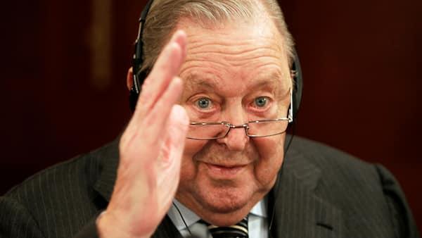 Lennart Johansson er død – 89 år