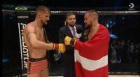 """Dalby møder """"Cowboy"""" Oliveira til UFC COPENHAGEN"""