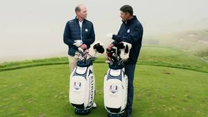 RYDER CUP-SPECIEL: Harrington og Stricker i 14 Club Challenge-dyst