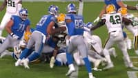 Packers-Lions highlights uge 6