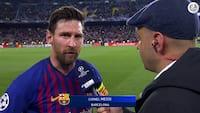 Messi ville ikke give McTominay sin trøje - 'Han troede, jeg havde givet ham blodtud'