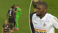 Leipzig fik kun uafgjort mod Köln trods et væld af chancer - se højdepunkter fra kampen her