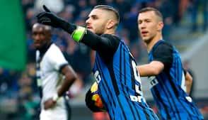 Inter bagud mod Udinese - men målkongen Mauro (hvem ellers) udligner efter 30 sek