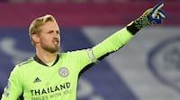 Schmeichel sejrer i kamp nummer 400 for Leicester City - se højdepunkterne