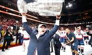 Lars Ellers træner siger farvel efter Stanley Cup-sejr