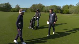 Kjeldsen var fan af 'den rapkæftede københavner': Fascineret af fodboldspilleres tilgang til golf