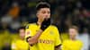 Jadon Sanchos supermål pynter for Dortmund på Camp Nou