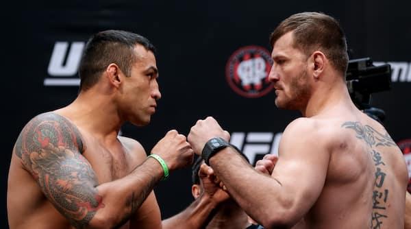 UFC-titelbrag i nat: Se Werdum mod Miocic