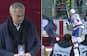 Mourinho på glatis: Skal give pucken op til ishockeykamp - ender med at blive til grin