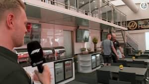 EKSKLUSIVT: Sådan bor Kevin Magnussen og Haas - kom med på fed rundtur