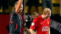 Husker du: Claus Bo sender Paul Scholes i bad efter 'guds hånd'