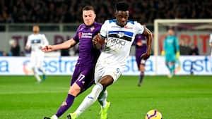 Målrig Coppa Italia-semifinale ender med deler - se alle SEKS mål her