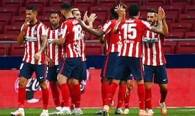 Atlético Madrid melder om coronatilfælde kort før CL-kamp