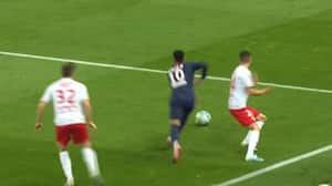 Neymar laver fræk tunnel på modstander - så kommer hævnen