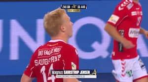 Han bliver ved: Saugstrup på rundens hold igen