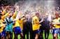 Sambadans, legender, rødt kort, BIF-comeback, forlænget spilletid - Pokalfinalen i 2005 havde ALT