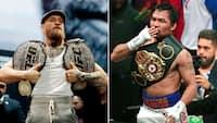 Conor McGregor vil bokse mod Pacquiao næste år