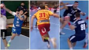 Lækkerier: Her er de 5 bedste mål fra European Leagues runde 6