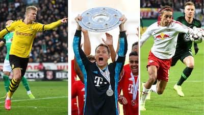 SÅ meget dramatik og lækre detaljer: De ti største øjeblikke i denne Bundesliga-sæson