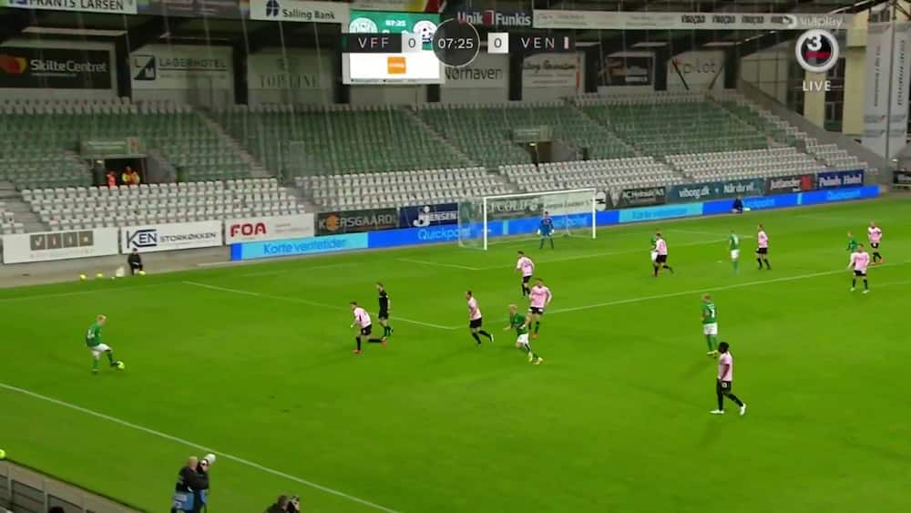 Viborg slår Vendsyssel – Se konge-kassen og alle de andre scoringer her
