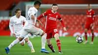 Liverpool havde chancerne - men Real Madrids defensiv holdt stand på Anfield