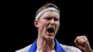 Suveræn triumf: Axelsen stryger til tops i Thailand Open
