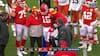 Chiefs-coach om skaden: 'Mahomes har det godt' - Men bliver han klar til AFC-finalen?