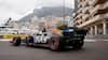 Kevin Magnussen ottendehurtigst i sidste Monaco-træning