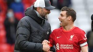 Liverpool lukker med udramatisk 2-0-sejr og slutter bizar sæson på tredjepladsen
