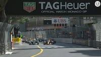 Verstappen udnytter konkurrenters fejl og vinder i Formel 1 - se højdepunkterne fra Monaco her